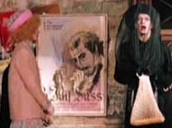 Play within a film in Monsieur Klein (M. Klein)