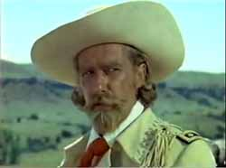 Little big man: George Custer