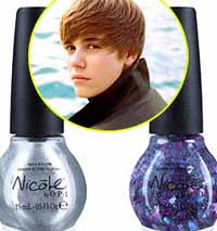 Justin Bieber's nail polish line