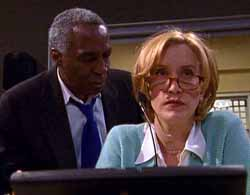 Sports Night: Robert Guillaume and Felicity Huffman
