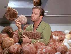 'Trouble with Tribbles'