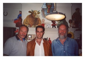 George Kuchar, Bob Moricz, and Mike Kuchar