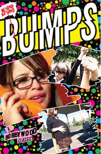 Bumps - DVD cover art by Irina Beffa