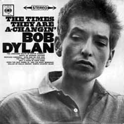 Dylan's 'The Times They Are a-Changin'