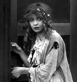 Lillian Gish in Birth of a Nation