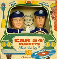 Car 54 puppets