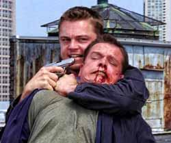 Leo di Caprio and Matt Damon