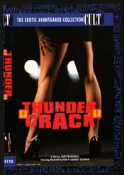 Video box for European release of Thundercrack!