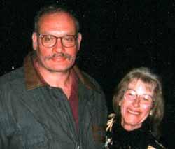 With George Kuchar