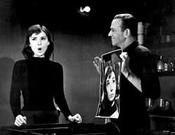 Hepburn and Astaire in Funny Face