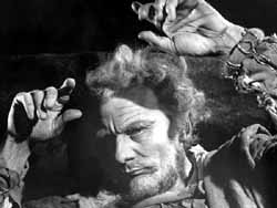 John Gielgud as King Lear