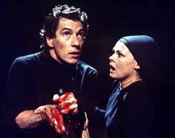 Ian McKellen and Judi Dench in Trevor Nunn's Macbeth