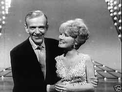 Astaire and Petula Clark on the Hollywood Palace