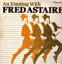 An Evening with Fred Astaire LP soundtrack