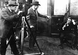 Griffith directing Birth of a Nation