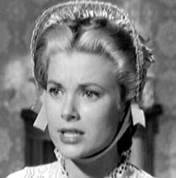 Grace Kelly as Amy