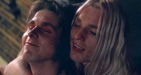 Arthur (Christian Bale) and Curt Wild (Ewen McGregor)