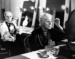 Keaton and Chaplin