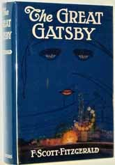 The Great Gatsby, 1st edition