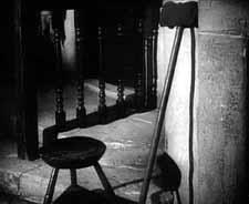 Tiny Tim's crutch