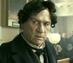 Tommy Lee Jones as Thaddeus Stevens