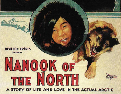 Poster for Nanook of the North