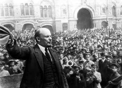 Lenin, Tsar to Lenin