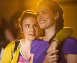 Hannah and Marnie