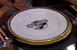 Jurassic Park dinnerware