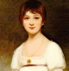 A portrait believed to be of Jane Austen at age 13