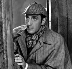 Rathbone as Sherlock Holmes
