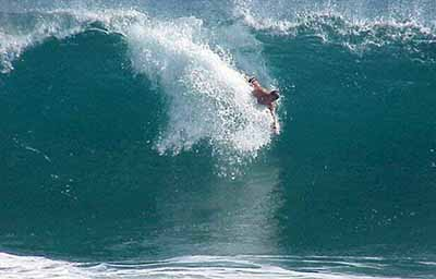 The Endless Summer: the Newport Beach Wedge