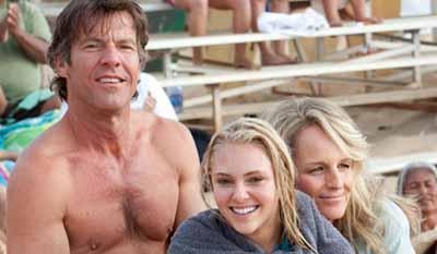 The family: Soul Surfer