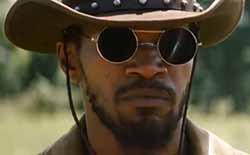 Jamie Foxx in Django