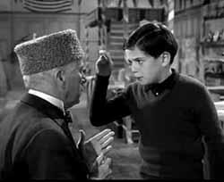 With Michael Chaplin