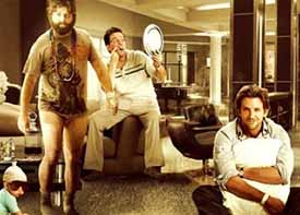 'Jackass narcissists': The Hangover III