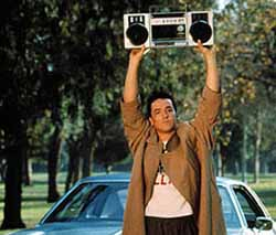 Lloyd Dobler in Say Anything...
