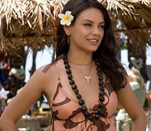 Mila Kunis in Forgetting Sarah Marshall